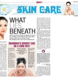 Dr Rohit Batra's quote featured in The Times of India.