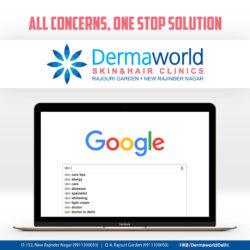 Dermaworld Skin Clinics - best Dermatologist In Delhi