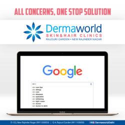Dermaworld Skin Clinics - best Dermatologist In Delhi