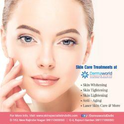 Skin whitening, lightening & beauty treatments