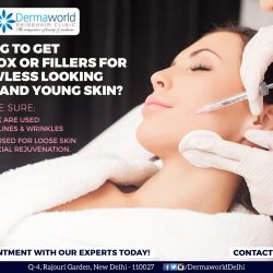 Best Skin specialist in Delhi for Botox and fillers