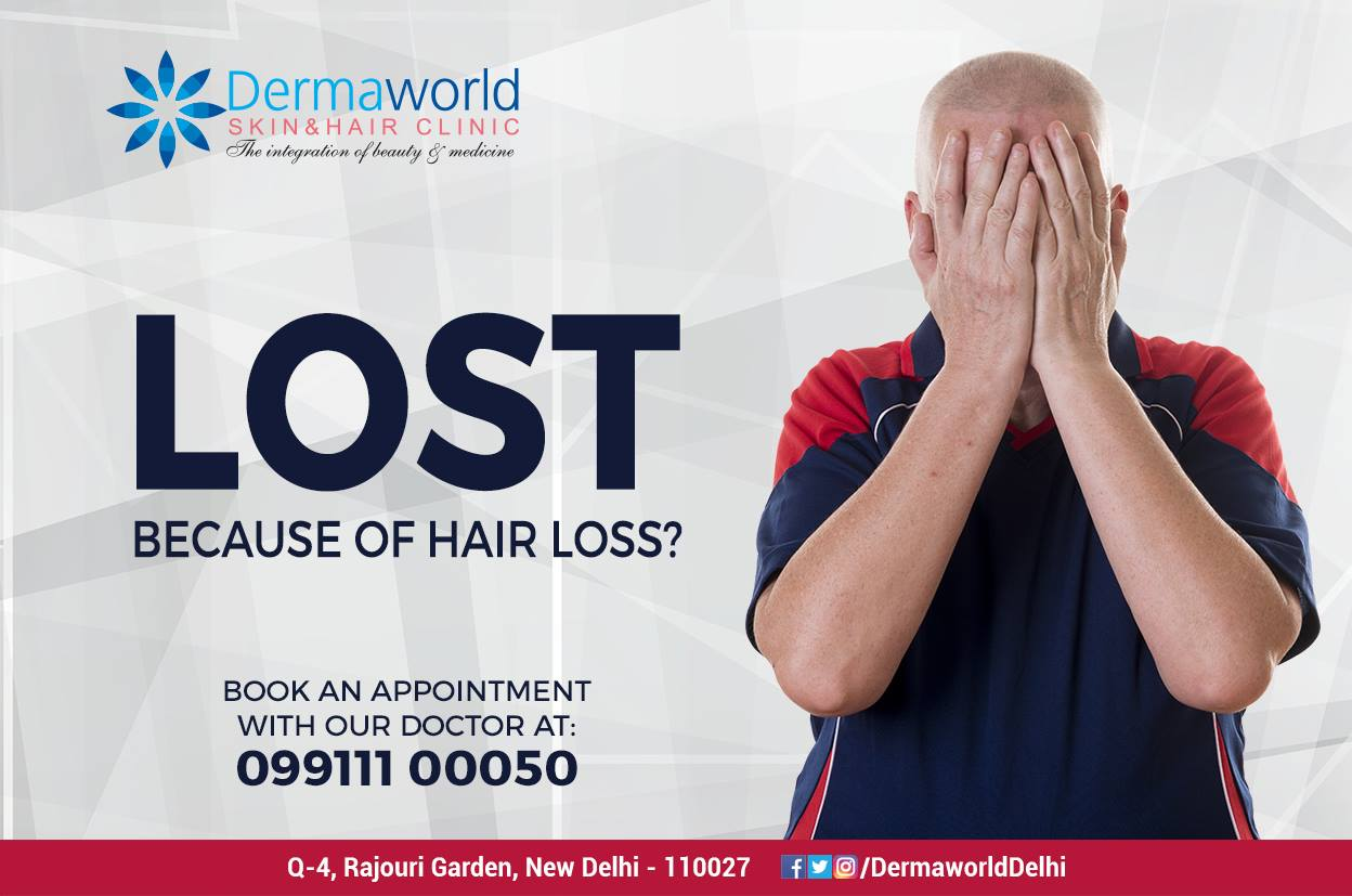 best hair clinic in delhi