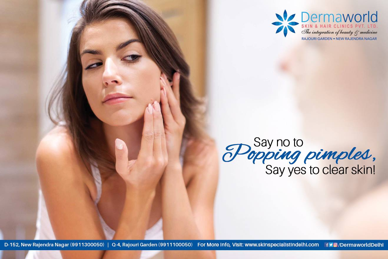 Best skin doctor for acne in Delhi NCR