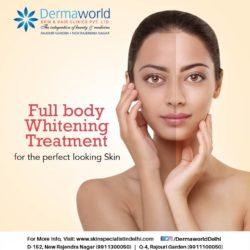Best Doctor for skin care treatment in Delhi
