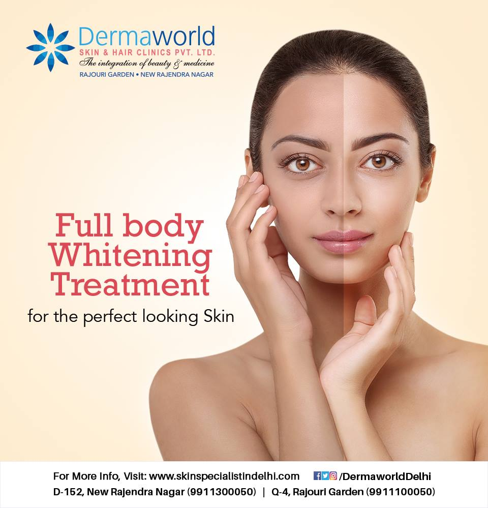 Best Doctor for skin care treatment in Delhi